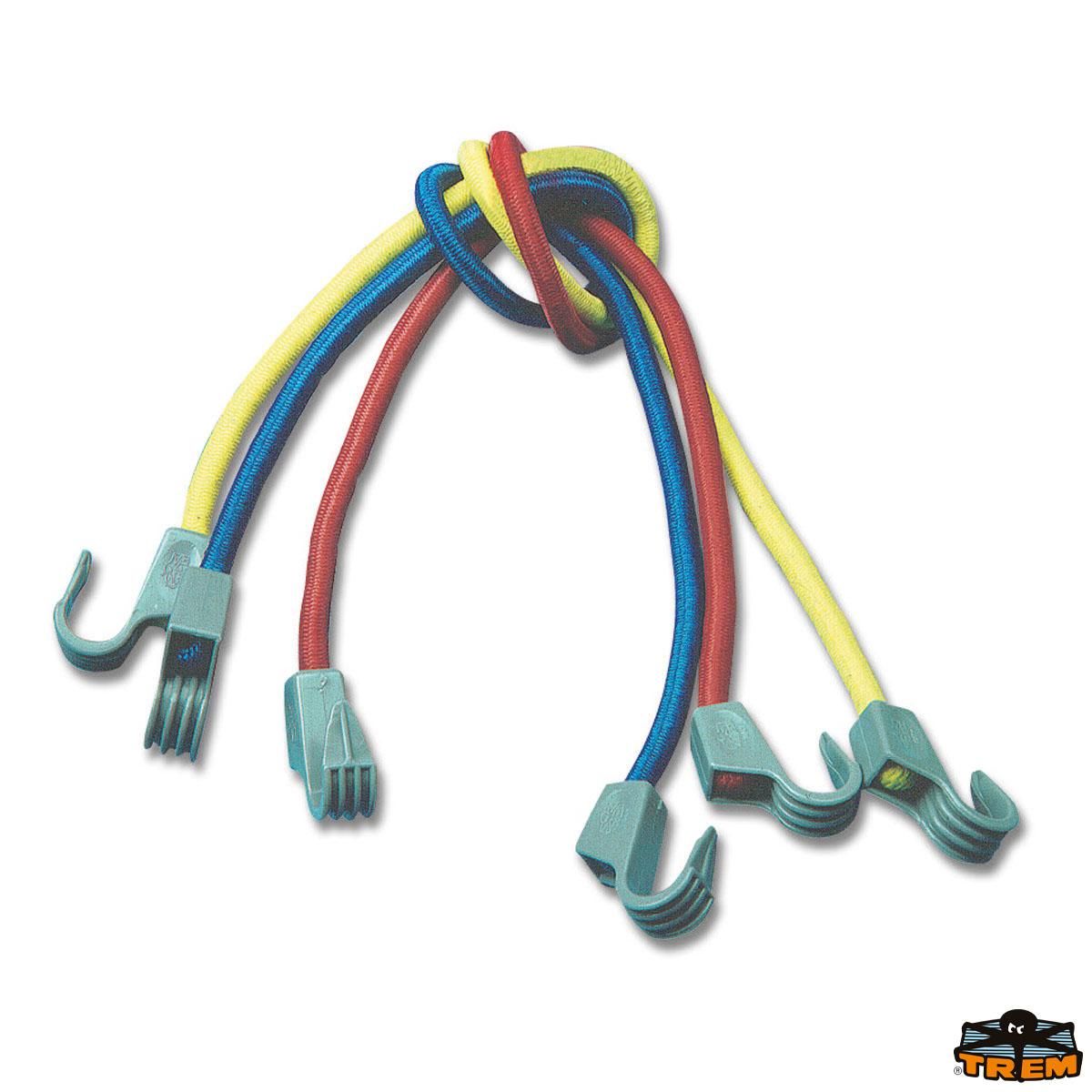 Trecce multiuso e corde elastiche