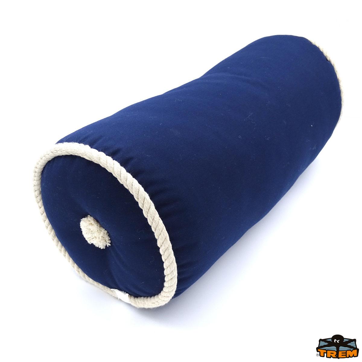 Cuscino in cotone impermeabile rollodimensioni-size mm. 190x440